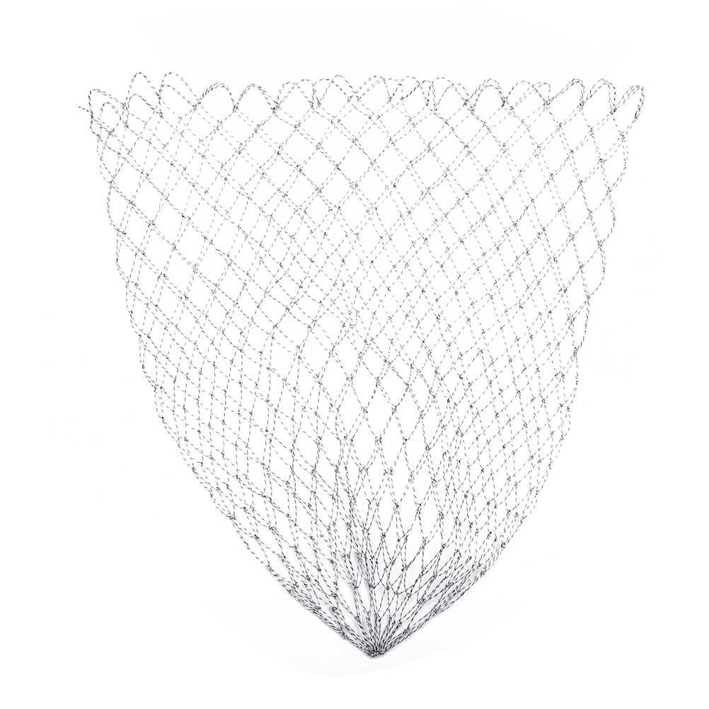 คู่สายถักตาข่าย 35/45/70 ซม.ตกปลา Landing NET เครื่องมือตกปลาตาข่ายสำหรับปลาเทราท์เบสปลาเทราท์จับจับ accesorry