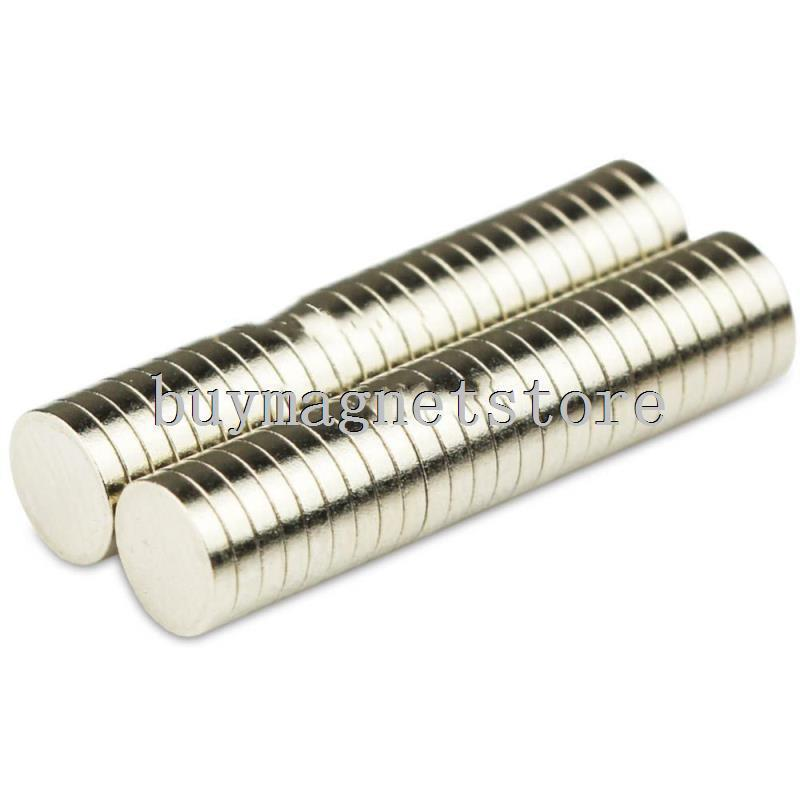 5*1 50pcs 5 mm x 1 mm strong neodymium magnet n52 powerful neodimio super magnets imanes 1 5