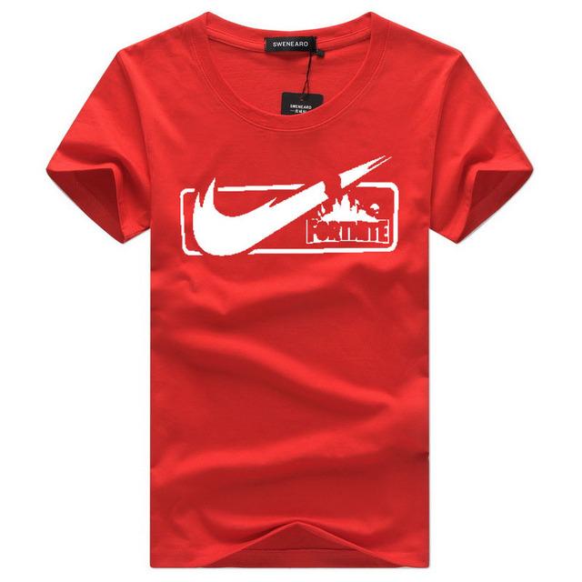 Europe Size New brand Mens t-shirts Casual clothes Funny brand t shirt men print Cotton T Shirt Mens Hip hop Skate Tshirt Tops