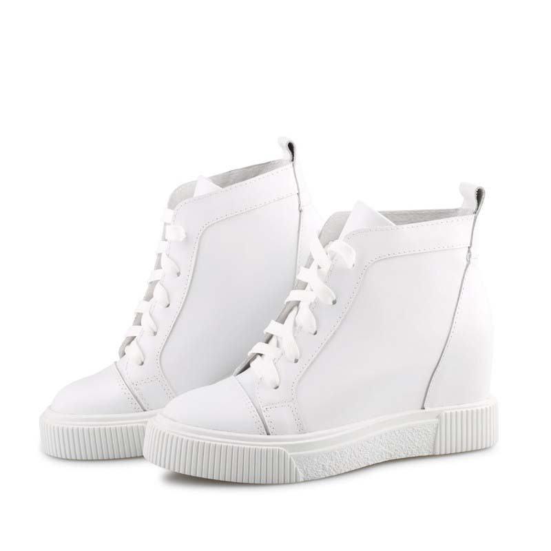 Fashion women platform wedge shoes woman high heels casual valentine shoes zapatillas deportivas zapatos mujer tenis feminino