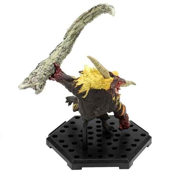 Japan Anime Rakasa Pemburu Dunia XX Figure PVC Model Panas Dragon Action Figure Dekorasi Mainan Monster Model Koleksi
