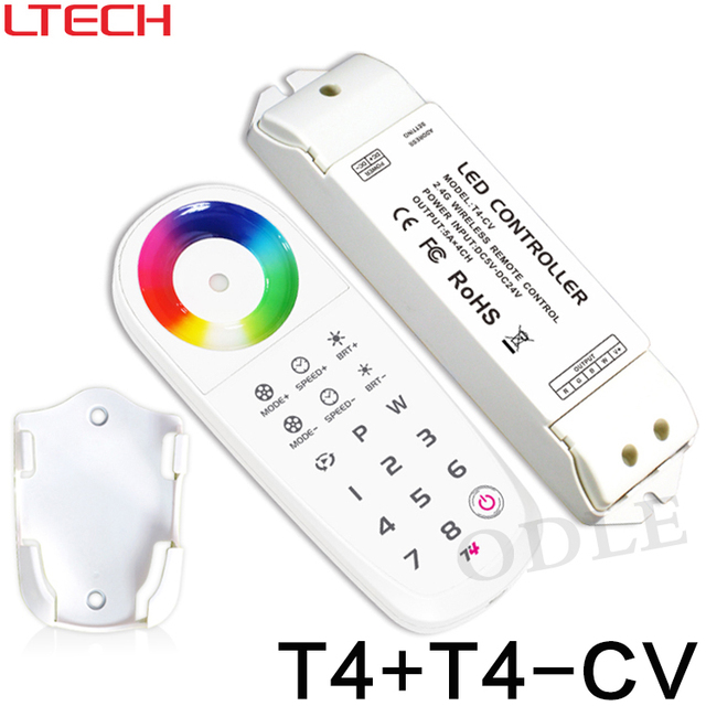 T4 24g led touch controller rf remote control 8 zone rgbw rgbww t4 24g led touch controller rf remote control 8 zone rgbw rgbww led strip light mozeypictures Choice Image