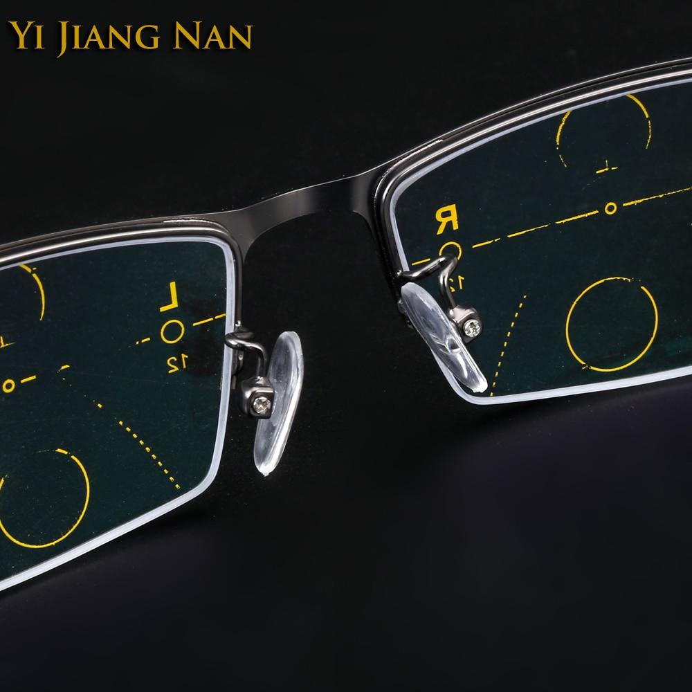 Yi Jiang Nan Brand Lectura y conducción de gafas verifocales Gafas - Accesorios para la ropa - foto 5