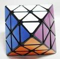 Lanlan refrentar octaedro velocidad cubo negro cubo mágico Puzzle