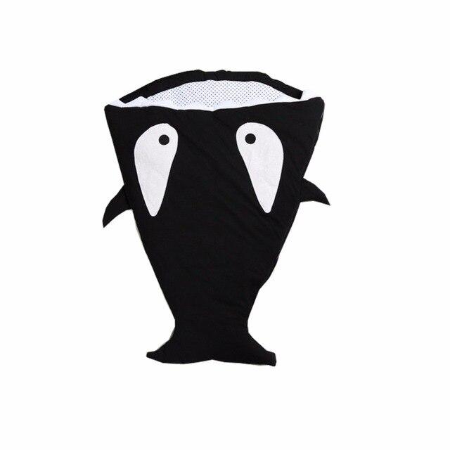 Продвижение Мультфильм Зимой Ребенка Спальный Мешок Акула Спальный Мешок Теплый Детское Одеяло Теплый Пеленальный