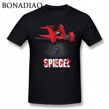 Akira Tee For Men Harajuku Cowboy Bebop Spike Spiegel Anime T Shirt Wholesale