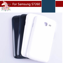For Samsung Galaxy Star pro S7260 S7262 Housing Battery Cover Door Rear Chassis Back Case Housing Replacement