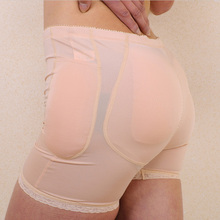 Sexy Lady Buttock Padded