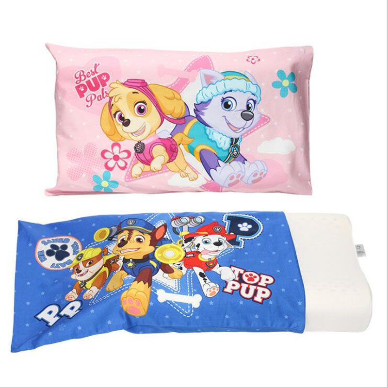 Genuine HOT Paw Patrol Pillow Case Patrulla Canina Dog Puppy Patrol Canine Doll Juguetes Canine Patrol Brinquedos Children's Toy