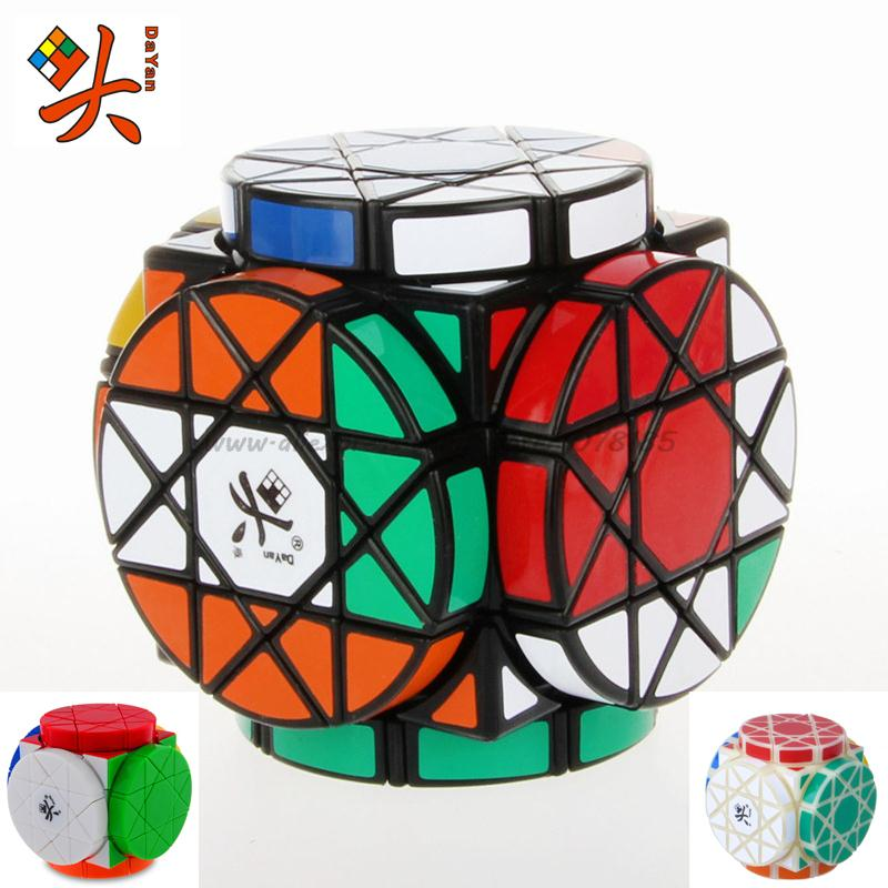 DaYan Wheels of Wisdom Luxuriant Magic Cube Speed Puzzles toy learning & education cubo magico personalizado Game cube toys hot 2014 new brand dayan magic cubes gem vi diamond speed puzzles toy twist square cubo magico learning education toys gift
