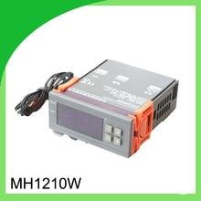 1PCS Digital Temperature Controller MH1210W 90-250V 10A 220V Thermostat Regulator with Sensor -50~110C Heating Cooling Control