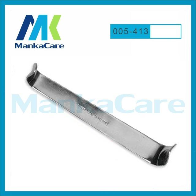 Manka Cuidar-5413 ferramentas para equipamentos e instrumentos dentista dental para dentes branqueamento dental gancho lábio pinça Redonda dicas