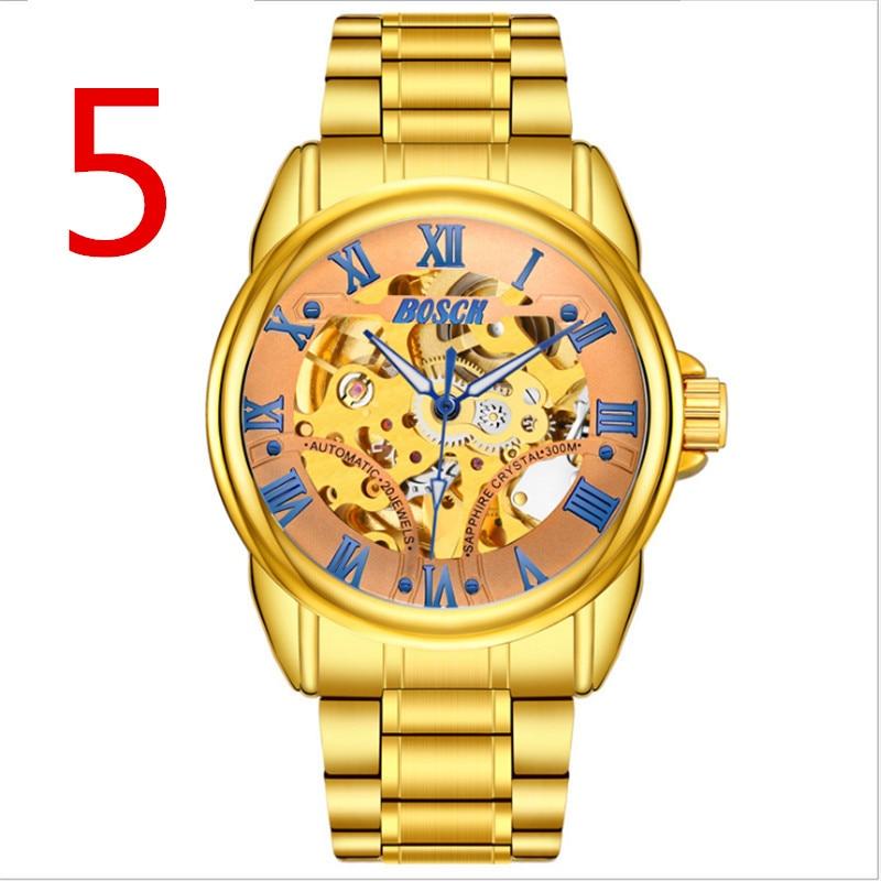 Top luxury men's business watch, excellent quality02 цена и фото