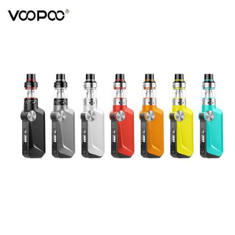 Original VOOPOO MOJO E cigarette Vape Kit 88W MOJO Box TC Mod Built in 2600mAh Battery