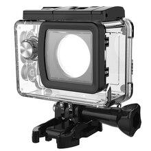 Nuevo sjcam original SJ5000 impermeable caja de montaje adaptador para SJ 5000 WiFi sj5000 más sj5000 + acción accesorios de cámara