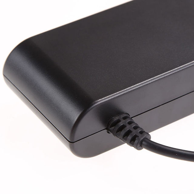 OOTDTY USB GameCube Controller Adapter Converter for Nintendo Wii U Super Smash Bros PC 2