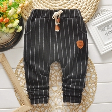 Baby Boys Casual Striped Pants