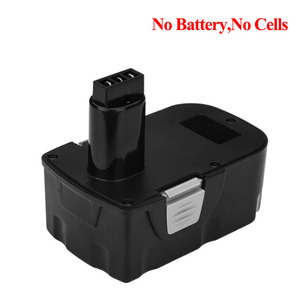 Image 2 - For Interskol H18 18V Battery Case(no Battery no cells) For Power Tools Drill Rechargeable Battery Plastics shell
