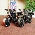Среднего размера творческий металл Motocycle автомобиля игрушки для детей подарок на день рождения
