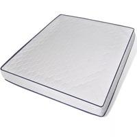 VidaXL Memory Foam Mattress With Shape 200 X 180 X 17 Cm Provide Soft Velvety Sensation And A Comfortable Sleep Experience
