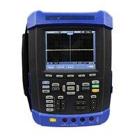 Hantek DSO8102E Ручной осциллограф 2 канала 100 мГц шесть в одном IP 51 рассчитан на пыли капельного и встряхните фабрики продаж