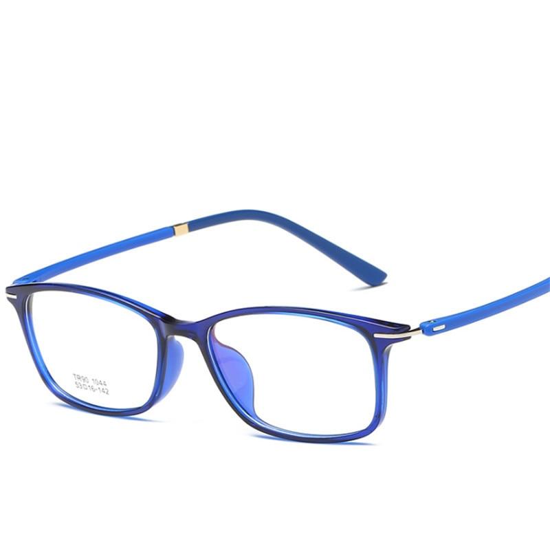 Full frame ultra light tr90 eyeglasses frame glasses frame box ...