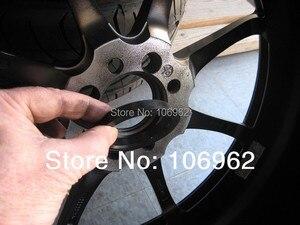 Image 4 - 74.1 72.6mm 20 sztuk czarne plastikowe piasty koła Centric pierścienie dla BMW koła obręczy części akcesoria samochodowe