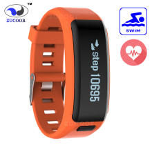 Smart Bracelet Watch Swim Wrist Band Heart Rate Monitor Bluetooth Inteligente Pulsera ZB86 Waterproof For iOS Android PK ID107