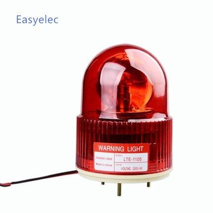 Girevole di Allarme di Avvertimento Lampada di Segnalazione Luce LTE-1105 LTE-1105J LTD-1105 LTD-1105JGirevole di Allarme di Avvertimento Lampada di Segnalazione Luce LTE-1105 LTE-1105J LTD-1105 LTD-1105J