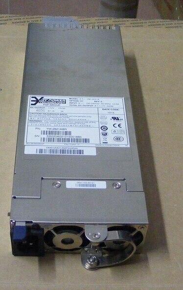 Server Power Supply For YM-2821A 820W   YM-2821ABR Original 95%New Well Tested Working One Year Warranty power supply backplane board for dl580g3 dl580g4 376476 001 411795 001 original 95% new well tested working one year warranty