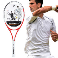 Tennis Racket Head Professional Racquet Sports Carbon Pickleball Padel String Bag Overgrip Dampener Tennis Bat For Men Women