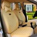 Alta calidad fundas de asiento de coche Para Citroen Todos Los Modelos c4 c5 c2 c3 de drenaje negro/rojo/beige/gris/púrpura accesorios de automóviles de estilo