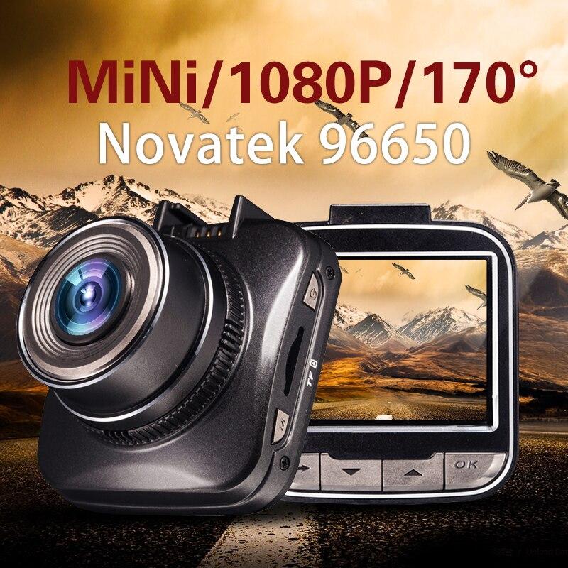 G50 Mini Car DVR Novatek 96650 Full HD 1080P Vehicle Camera Auto Video Recorder 170 Degree Wide Angle Lens Night Vision Dash Cam
