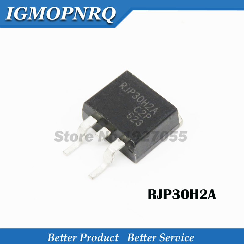 Free Shipping 10pcs/lot RJP30H2A TO-263 New Original