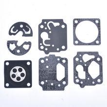 Новый Ремонт Карбюратора Диафрагмы Комплект Для Kawasaki TH48, Shindaiwa C260 C260 T260 LE250 LE260 T260B T261