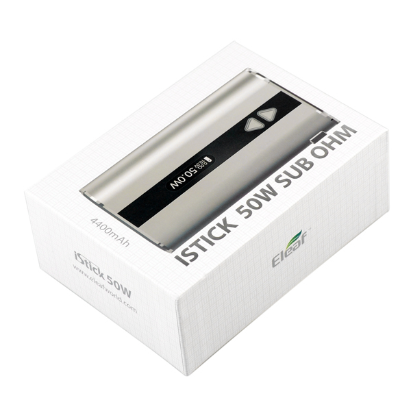 Original Eleaf iStick 50w 4400mAh Kit iStick Eleaf 50w e Cigarette Box Mod iSmoka istick Eleaf iStick 50w Subtank Mini
