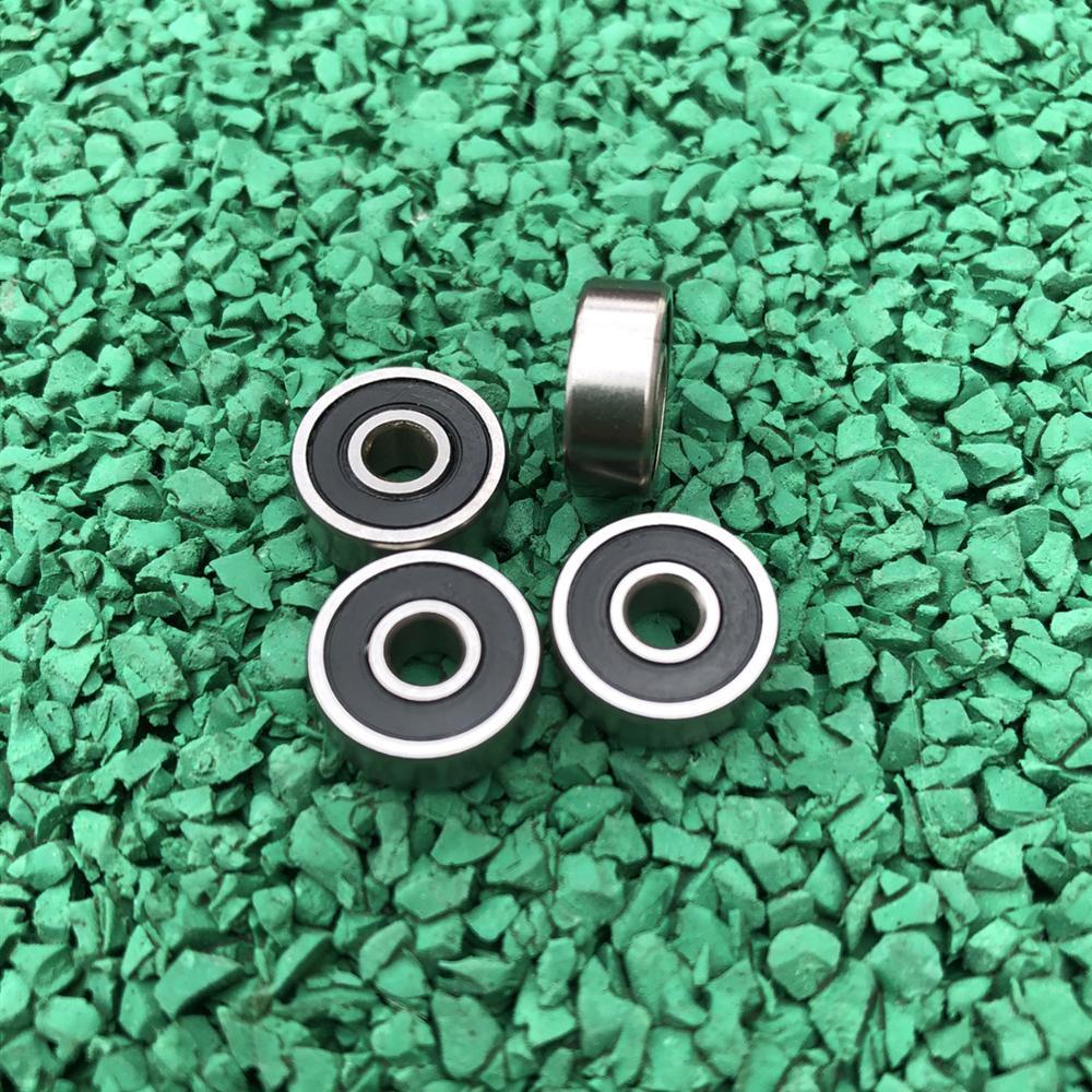 100 pcs/lot 625-2RS roulements à billes radiaux miniatures 625 2RS 625RS roulements à billes à gorge profonde scellés 5x16x5mm