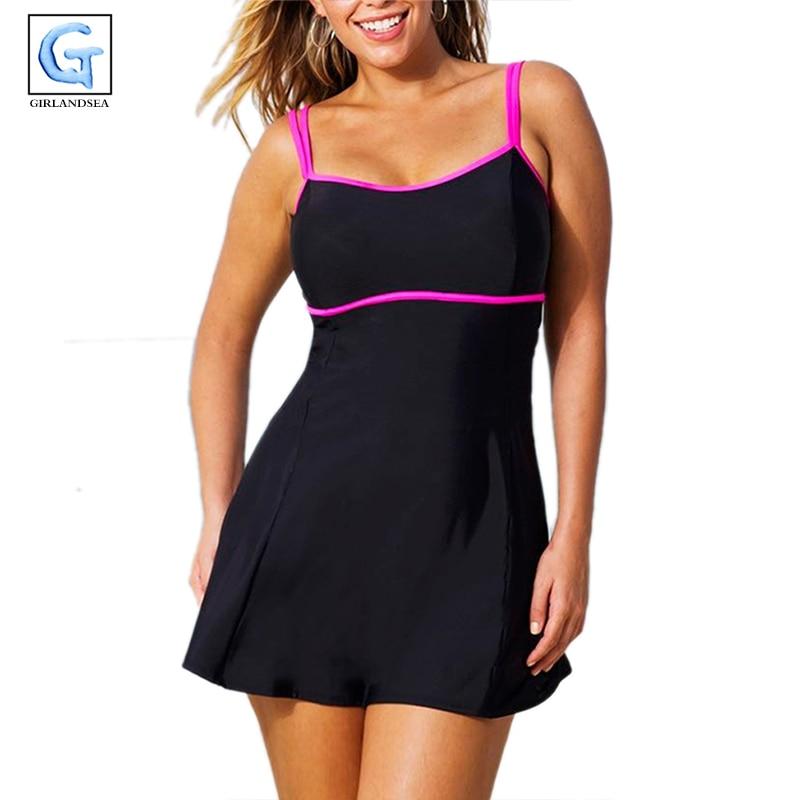 Summer Hot Sale Push Up New Large Size Swimwear One Piece Swimwear Plus Size Bathing