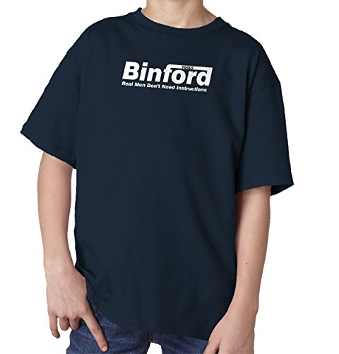 Aliexpress.com : Buy Binford Tools Funny Graphic Design Youth T ...