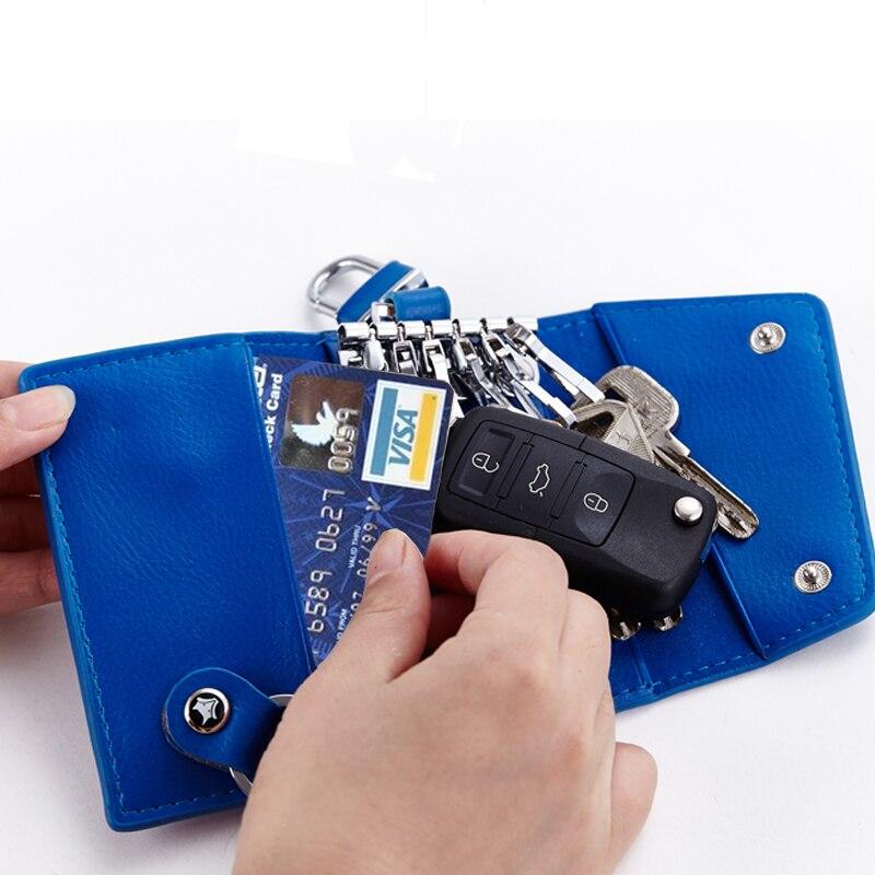 carteira caso com seis anéis Marca : Lecxci