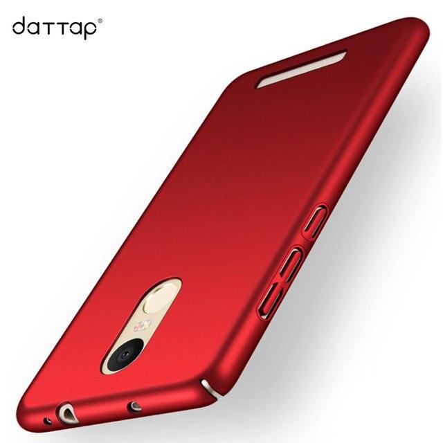 Ultra Thin Plastic Case For Xiaomi Redmi Note 3 Pro SE Special Edition Hard PC Back Protect Cover redmi note 3 prime Case 152mm
