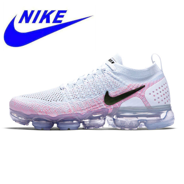 58bd3baf30603 Breathable NIKE AIR VAPORMAX 2.0 Women s Running Shoes