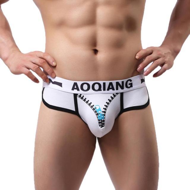 fec7bda27392 SIF Fashion Sexy Mens Breathe Underwear Briefs Bulge Pouch Shorts Underpants  MAY 23