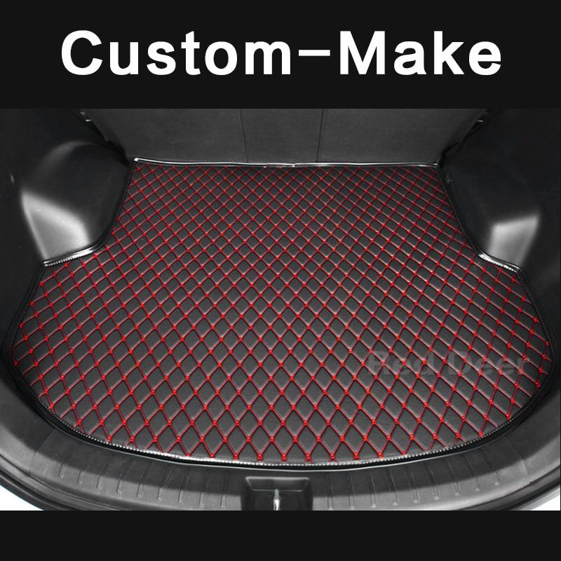 carmats4u To fit Octavia III Estate 2013 Black Carpet Insert Fully Tailored PVC Boot Liner//Mat//Tray