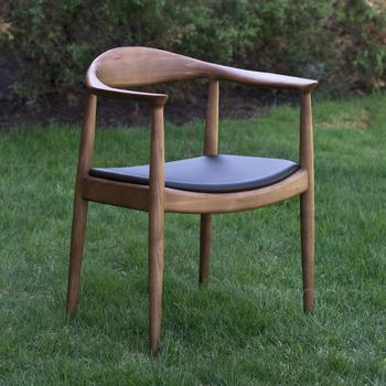 Najwyższej jakości z litego drewna krzesła hotelowe Panel krzesła VIP krzesło przewodniczący krzesło tanie i dobre opinie Meble komercyjne Krzesło hotelowe Meble hotelowe K1011C Antique 78*44*58CM NoEnName_Null Wood+PU