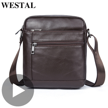 Vintage Cross Body Crossbody For Genuine Leather Men Shoulder Bag Messenger Handbag Briefcase Male Sac A Main Bolsas Product Hot
