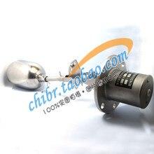 UQK-02 все из нержавеющей стали-Поплавковый шариковый контроллер уровня-переключатель уровня-Поплавковый переключатель уровня