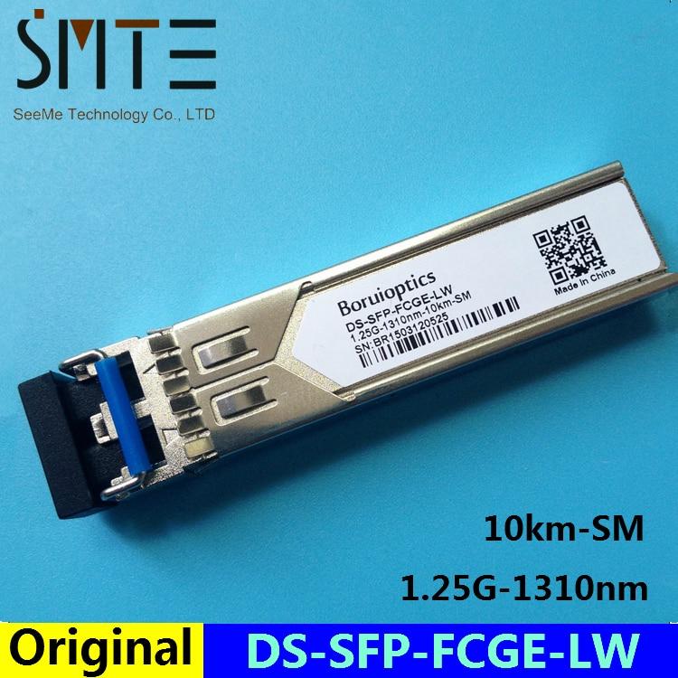 Original DS-SFP-FCGE-LW 1.25G-2km-1310nm Gigabit SFP optical moduleOriginal DS-SFP-FCGE-LW 1.25G-2km-1310nm Gigabit SFP optical module