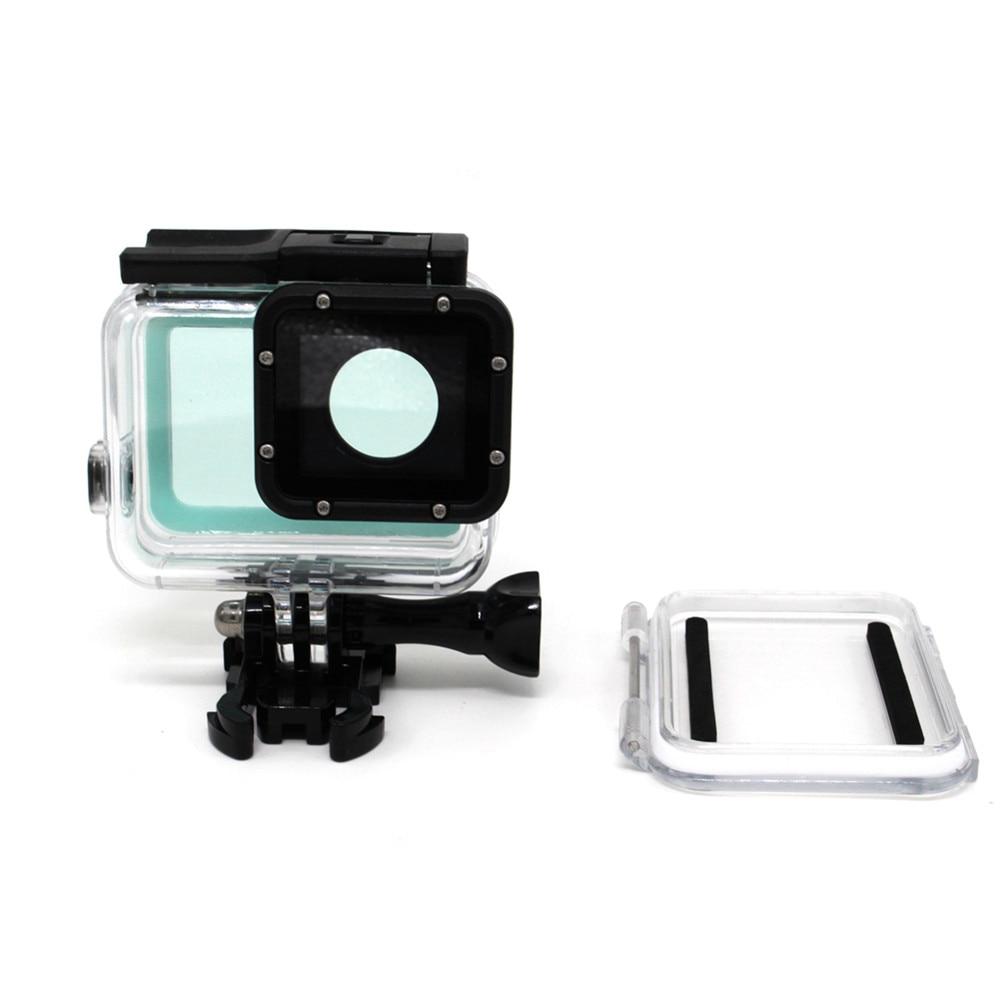 30 M Dokunmatik Ekran Gopro Hero 6 Için Su Geçirmez Konut Case 5 - Kamera ve Fotoğraf - Fotoğraf 6