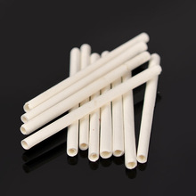 Brand D 3mm 100 filters/lot Cigarette Filters paper core For Smoking Pipe Tobacco Accessories